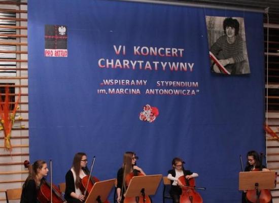 Sprawozdanie z VI Koncertu Charytatywnego